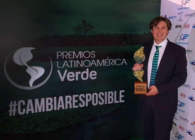 """Proyecto chileno """"Atando cabos"""" gana Premio Latinoamérica Verde"""