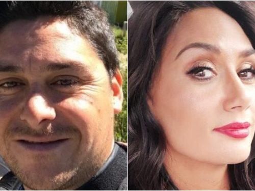 Pamela Díaz y Manuel Neira