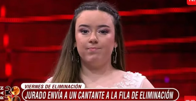 La joven Christell Rodriguez fue eliminada de Rojo