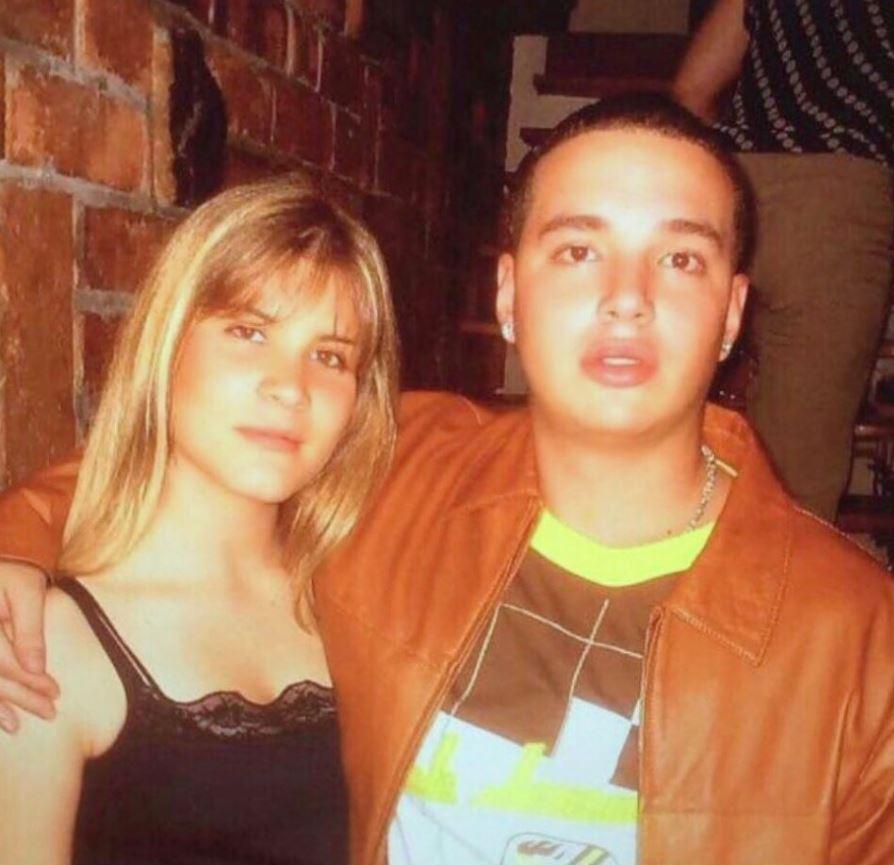 J Balvin envía cariñoso saludo de cumpleaños a su ex con foto donde luce irreconocible