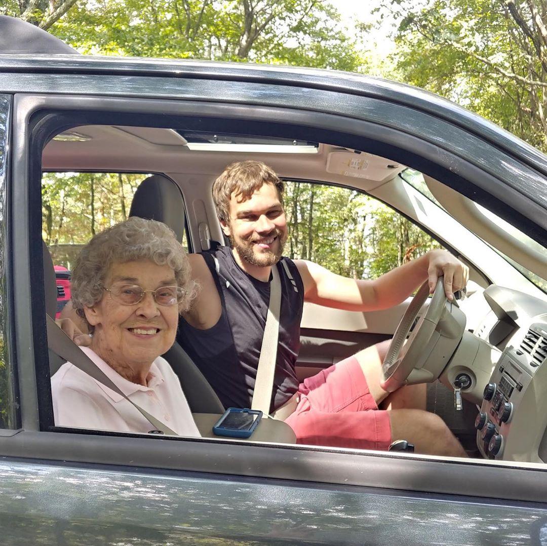 Brad y Joy Ryan