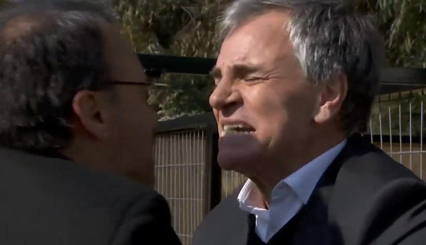 Mariano Beltrán le da un brutal castigo a Matías Bennett