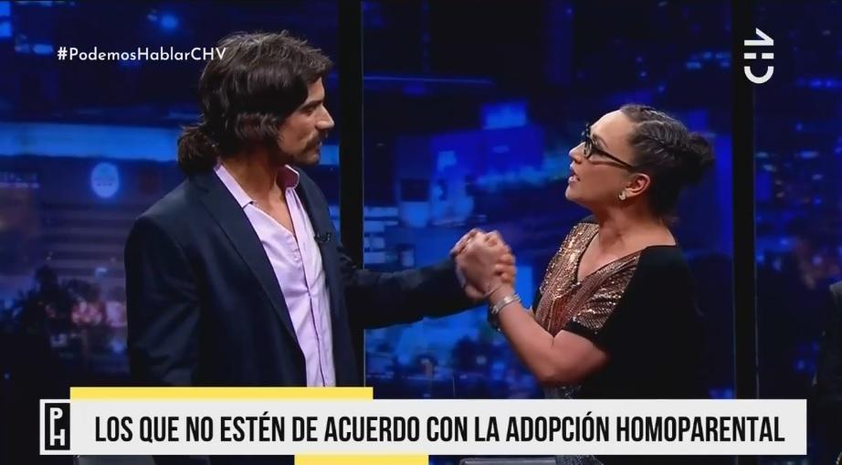 Marisela y Sebastián en Podemos Hablar