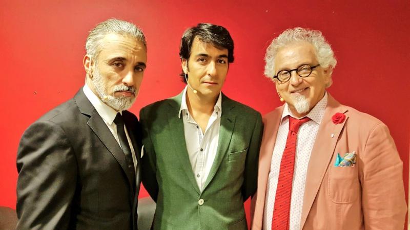Nuevo espacio de Chilevisión reunirá a tres emblemáticos de