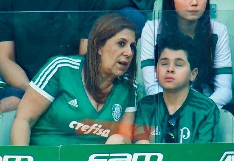 Grecco es la mamá de Nikollas