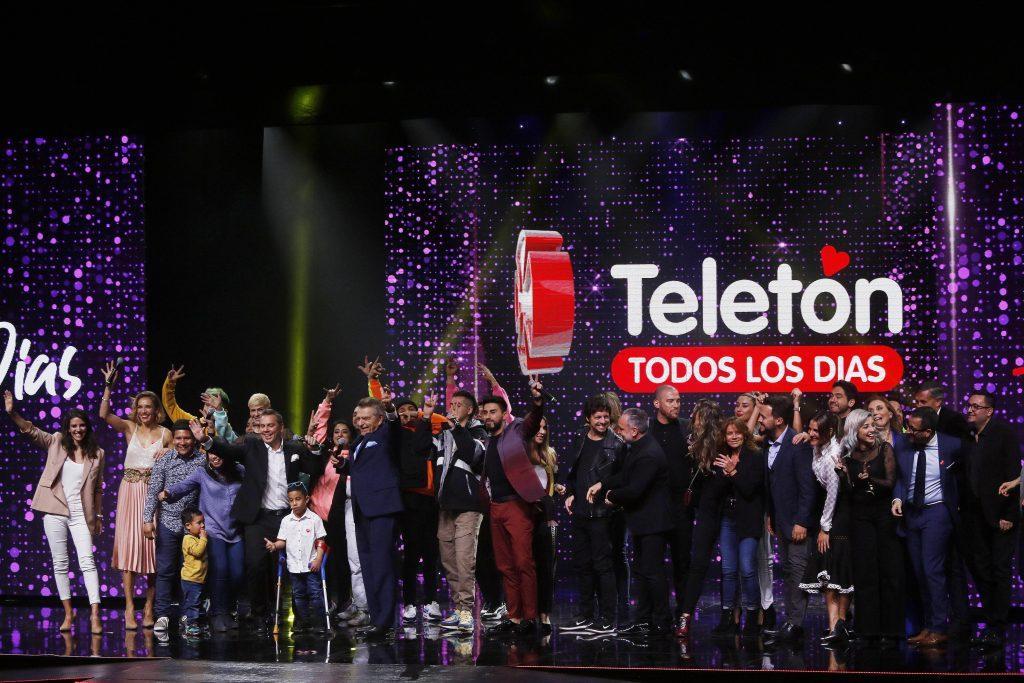 Teletón confirma a su lista de artistas internacionales