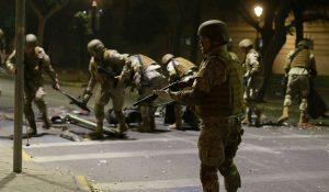 Estado de emergencia en Santiago