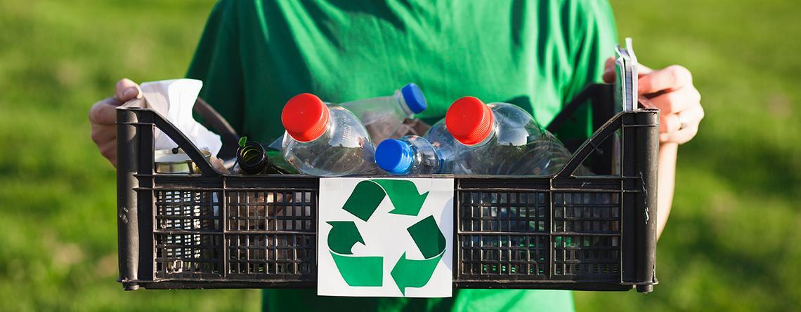 reduce tu basura en el día de la tierra