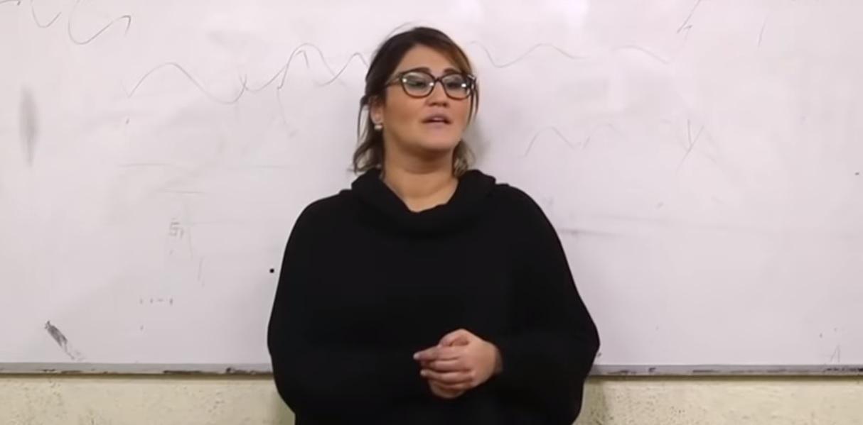 Belén Mora sacó aplausos con su reflexión sobre el bullying - FMDOS