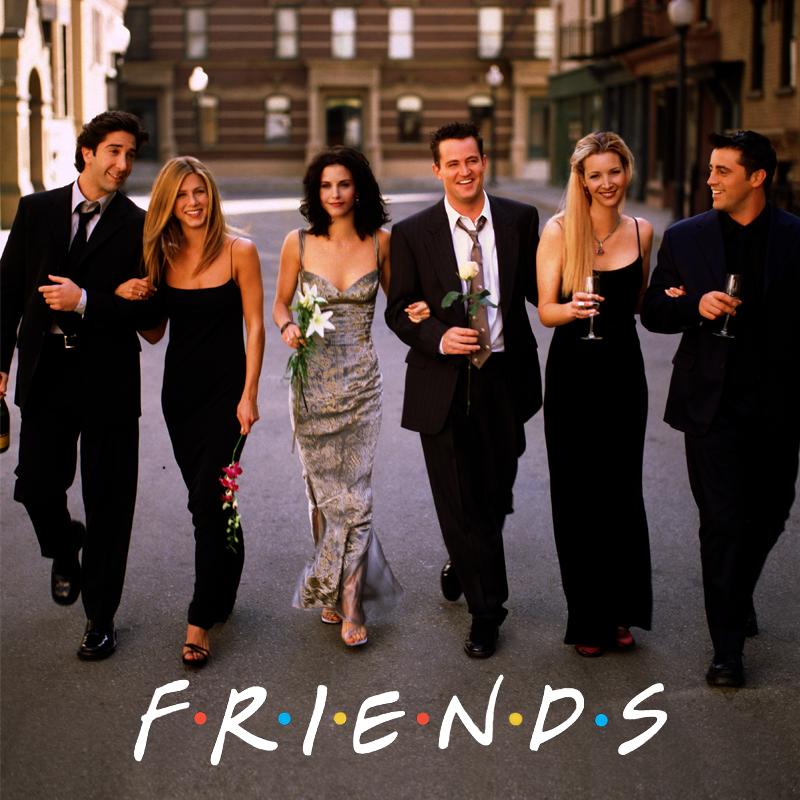 Friends volvería a la pantalla con todo el elenco