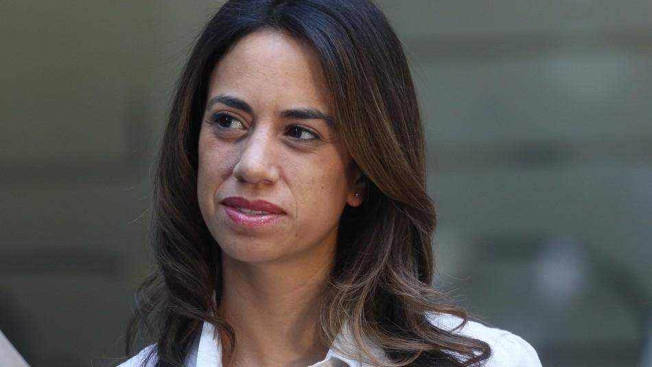 Paulina Núñez aclaró polémica foto donde aparece con parche en su ojo