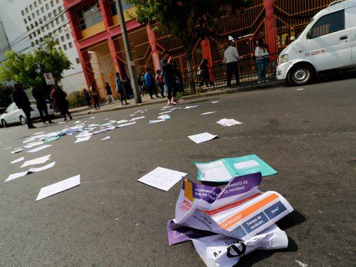 ministra cubillos llama a dejar marginados a jovenes que boicotearon la PSU