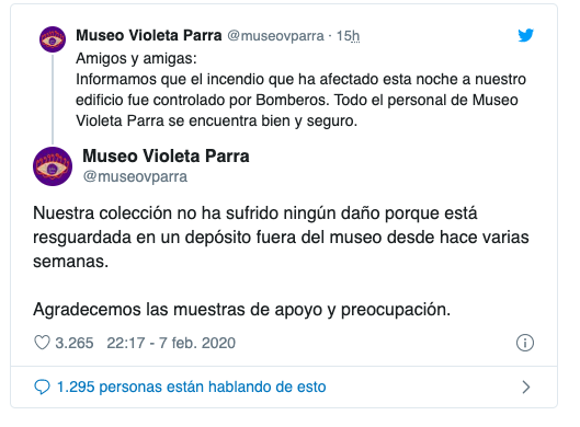 Museo Violeta Parra
