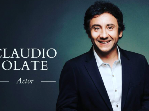 claudio olate actor