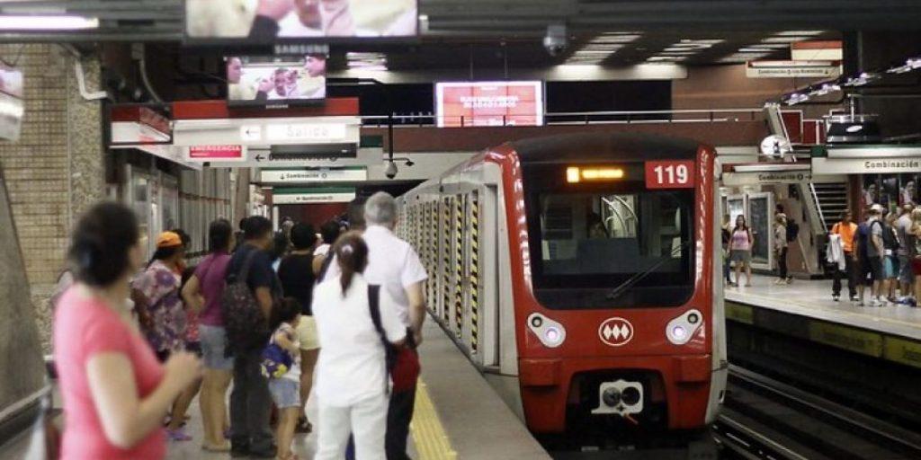 funcionaria de Metro tiene covid-19