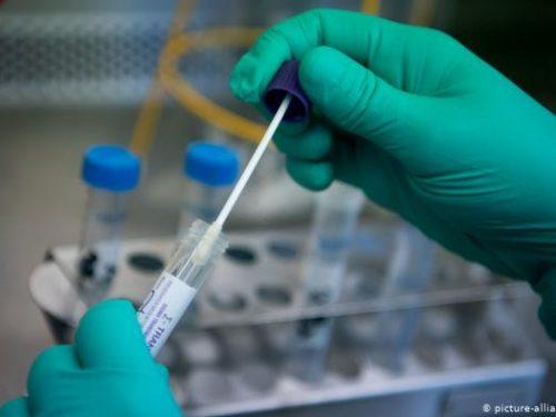 coronavirus primer caso en Chile