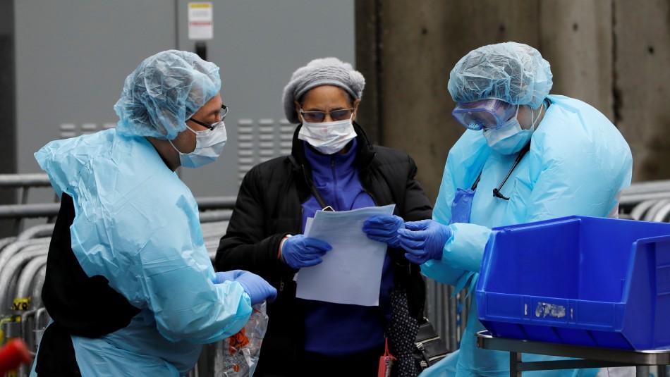 Record de contagios en un solo día en Chile