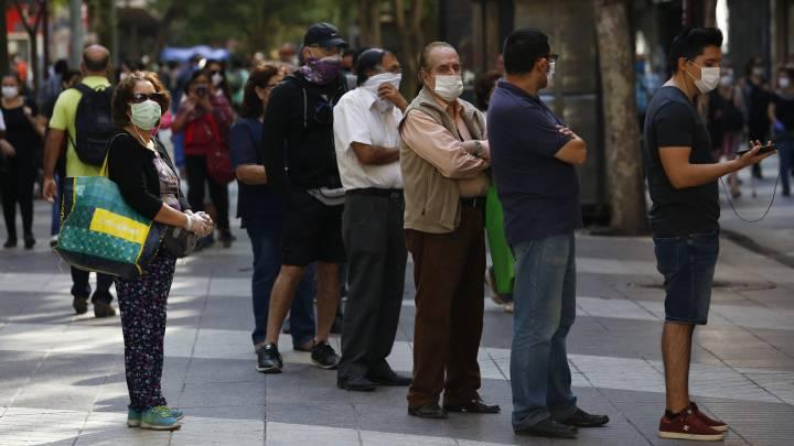 Chile con el nivel de desempleo más alto en 10 años