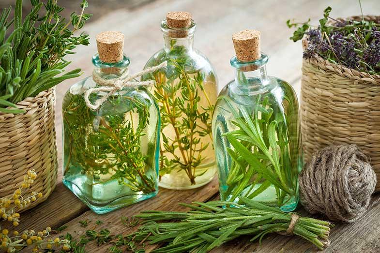 aceite esencial de romero para crecer el pelo