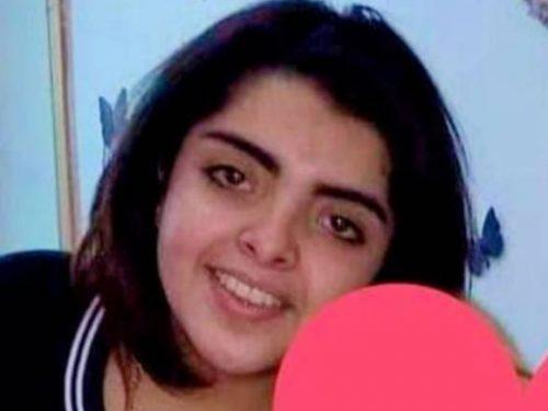 caso ámbar: joven desaparecida