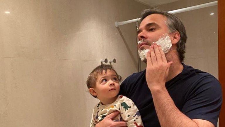 Fernando González Y Su Hijo