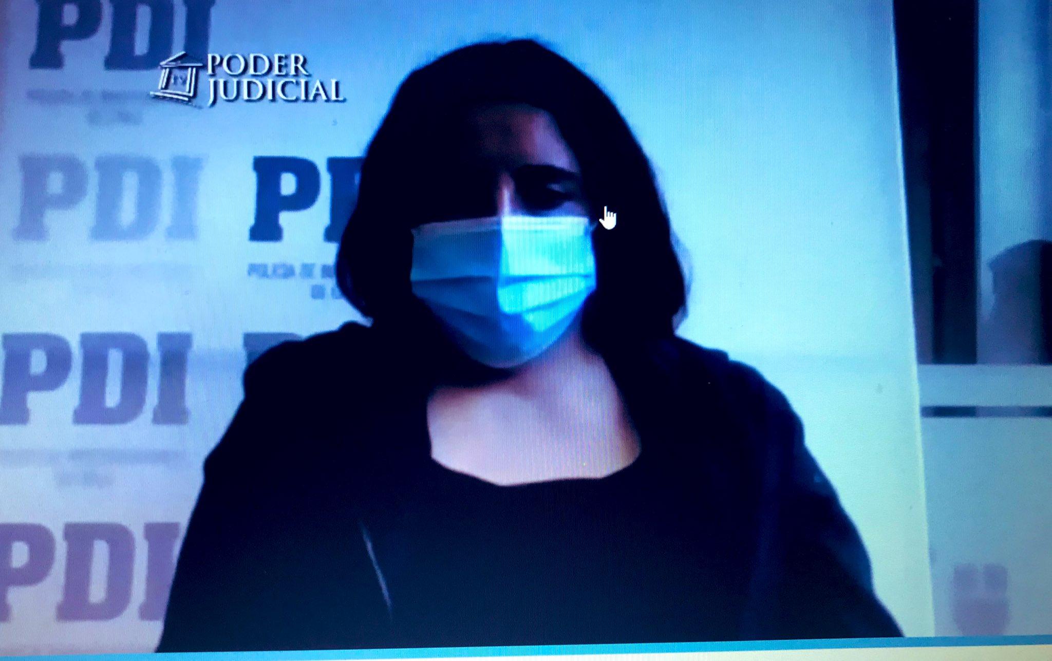 caso de Ámbar cornejo: Su mamá ahora es imputada de ocultar el cuerpo de su hija