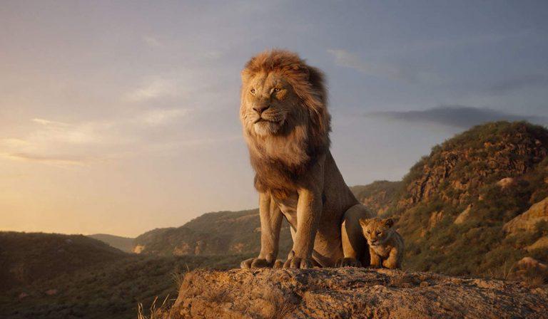 El rey león secuela