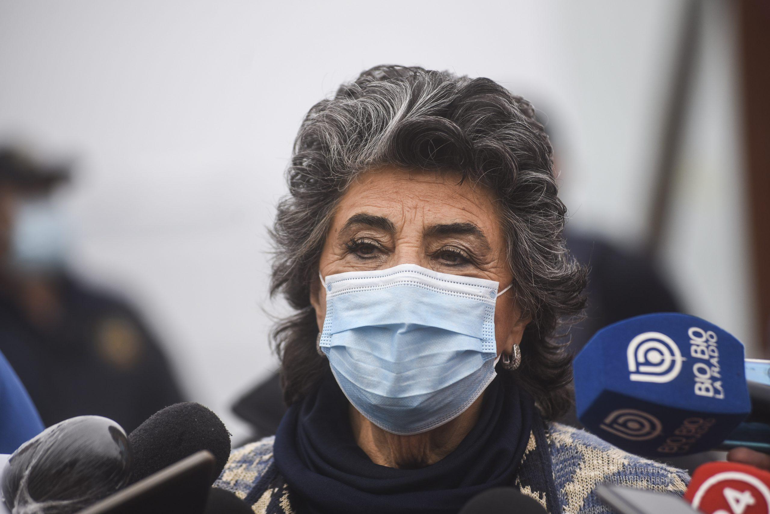 alcaldesa Virginia Reginato viña del mar