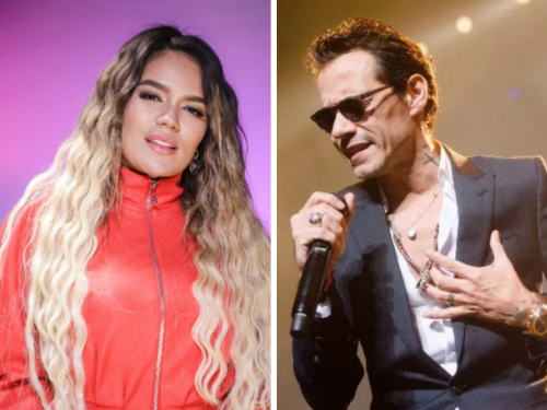 Karol G, Marc Anthony latin grammy