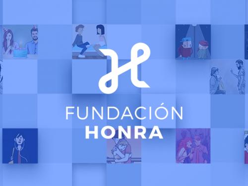 fundacion honra y su campaña