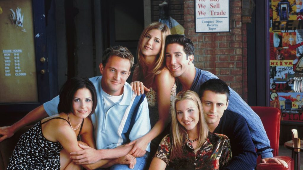 Serie Friends HBO Max