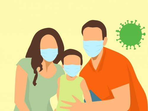 Padres y madres pandemia