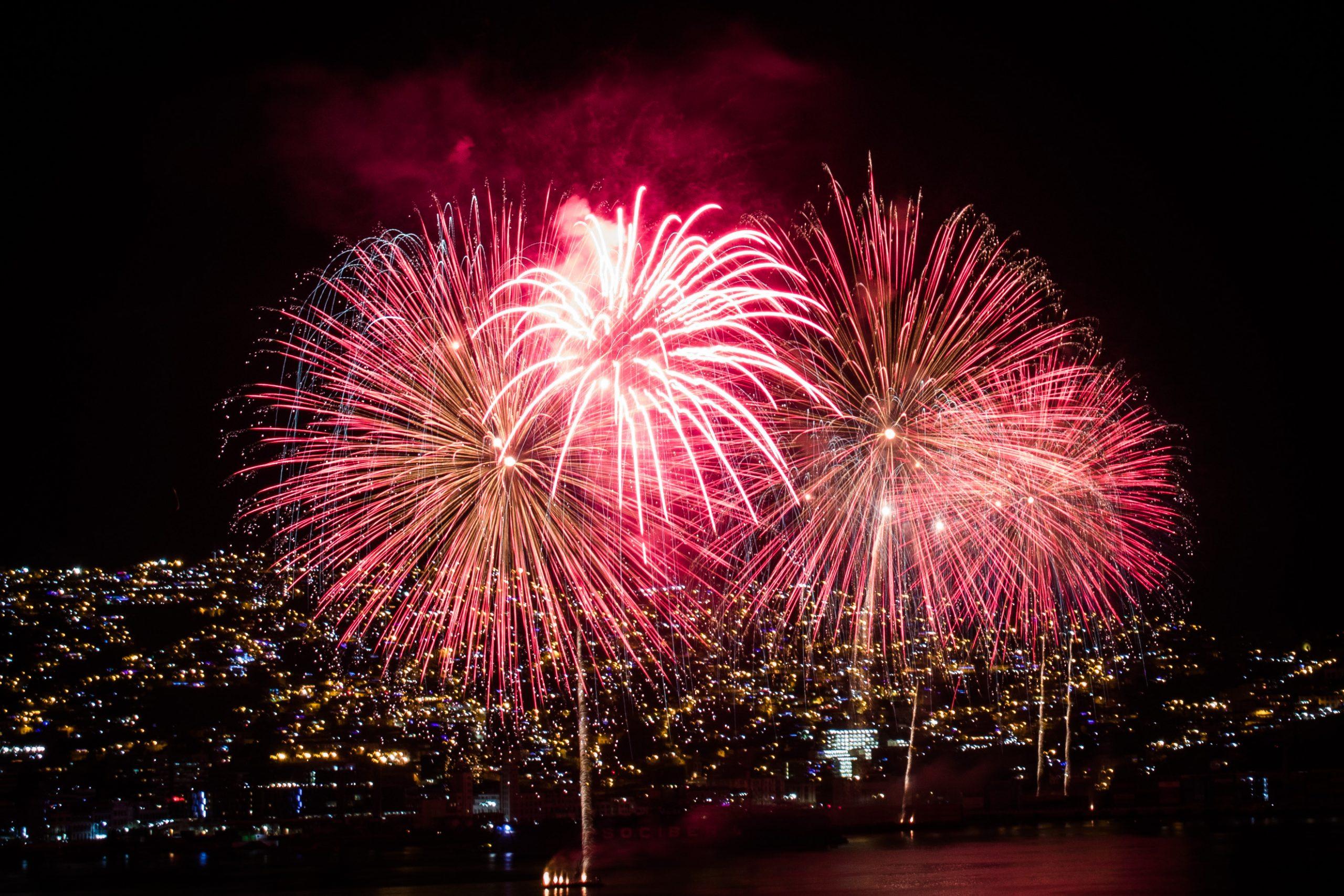 año nuevo valparaiso