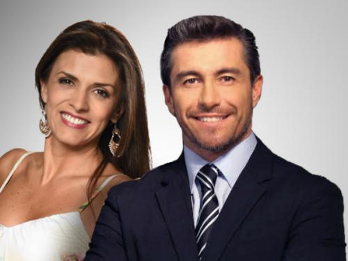 Fernando Solabarrieta e Ivette Vergara