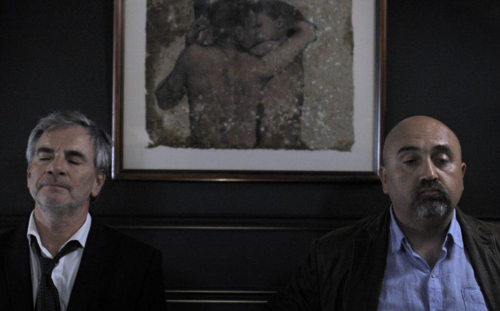 la películas creada y protagonizada por álvaro rudolphy
