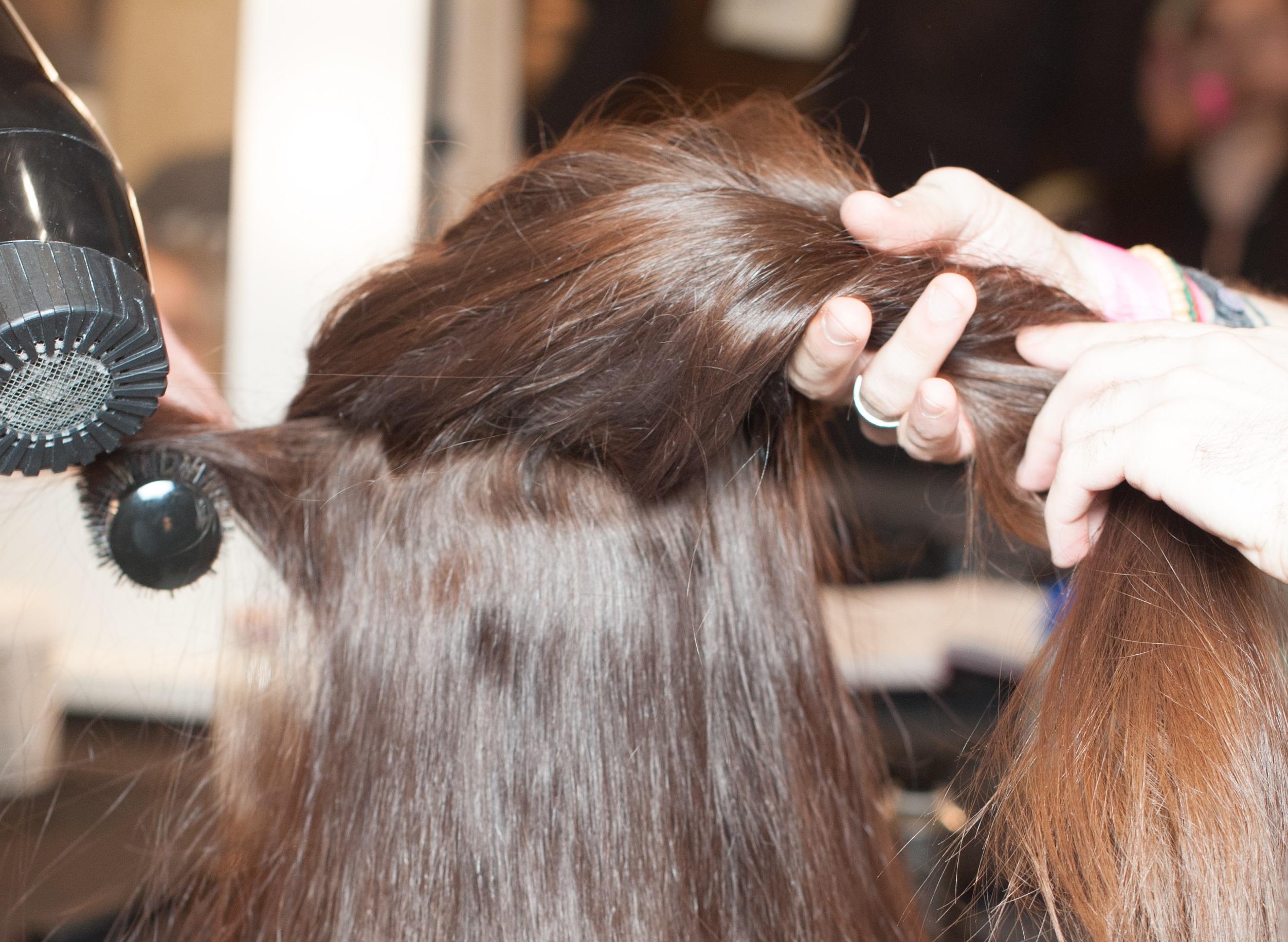caída del pelo por estrés