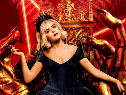 El mundo oculto de Sabrina Netflix
