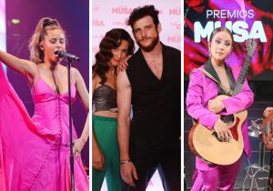 Los looks de la primera edición de los Premios Musa