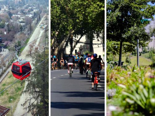 7 lugares gratuitos y al aire libre que podemos visitar en la Región Metropolitana durante la Fase 2