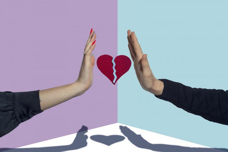 tomarse un tiempo en la relacion de pareja
