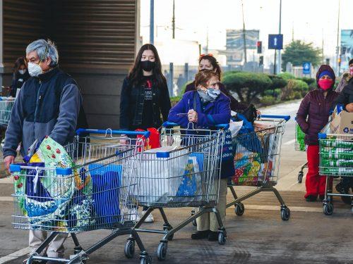 cambios en las compras en el plan paso a paso
