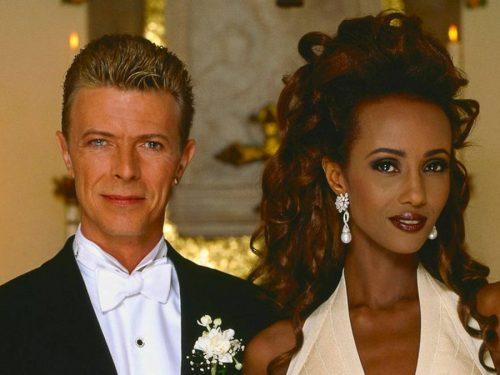 Esposa David Bowie