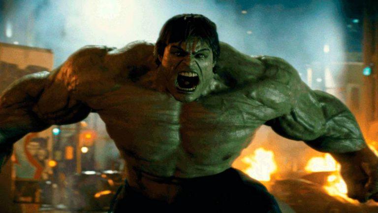 Hulk Portada