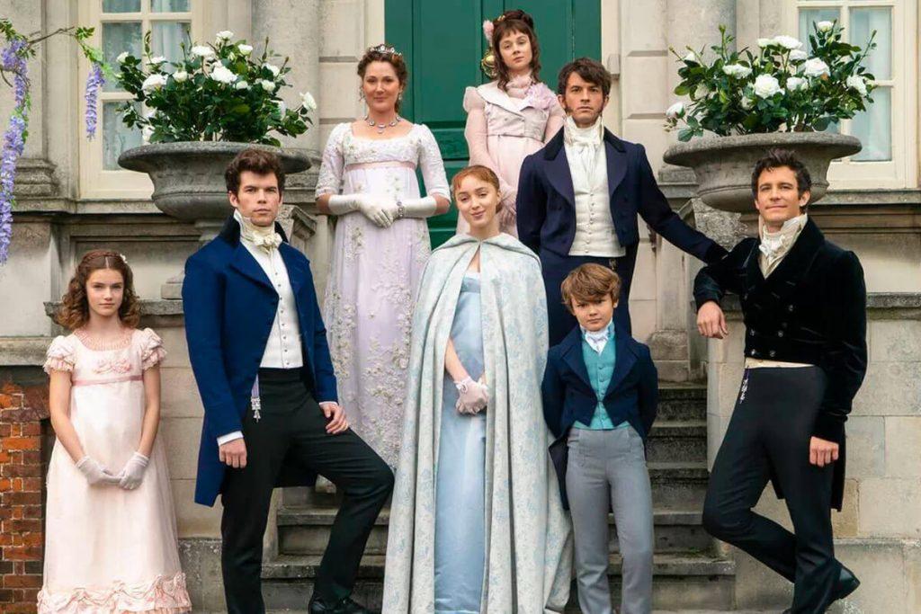 nuevos actores para la segunda temporada de bridgerton