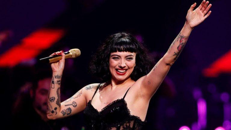 """Mon Laferte en exclusiva: """"Lo único que quiero es salir a dar conciertos"""""""