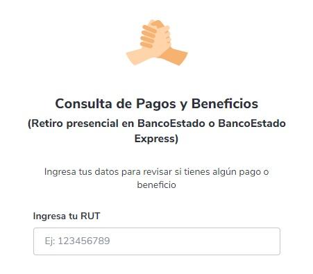 Banco Estado lanza sitio para ver cobros de beneficios