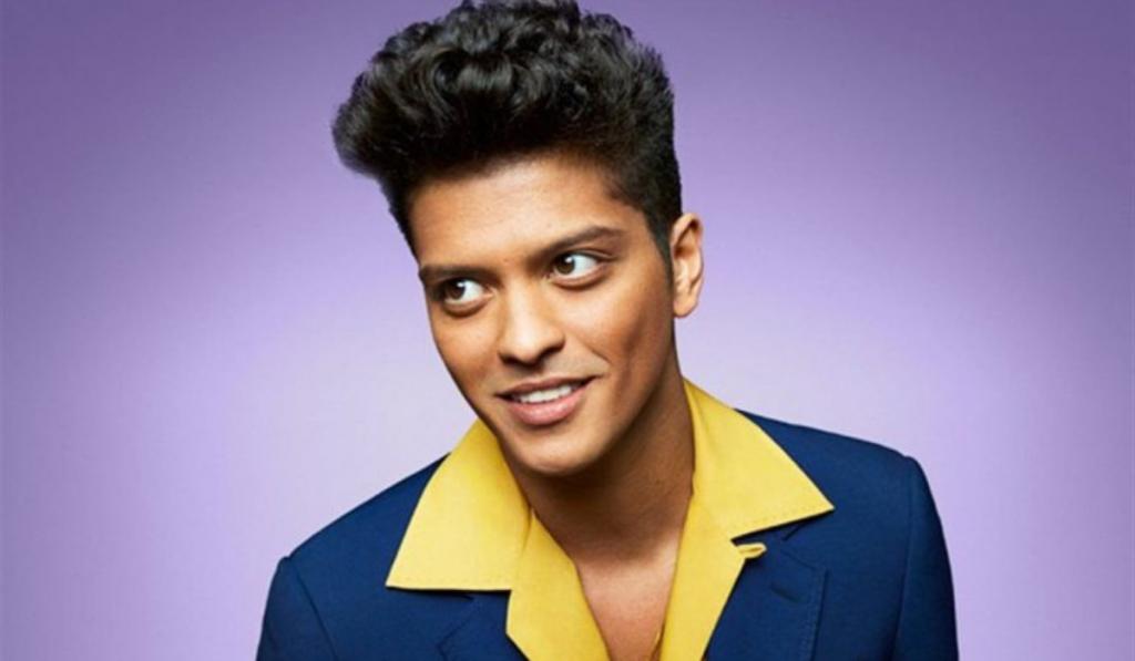 Bruno Mars Nuevo Disco