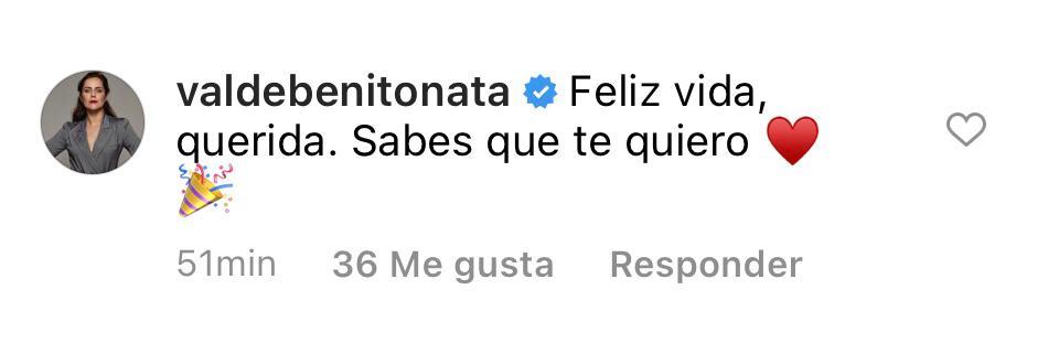 Comentario Natalia Valdebenito