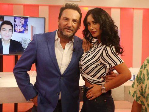 Pamela Diaz Duelo Daniel Fuenzalida