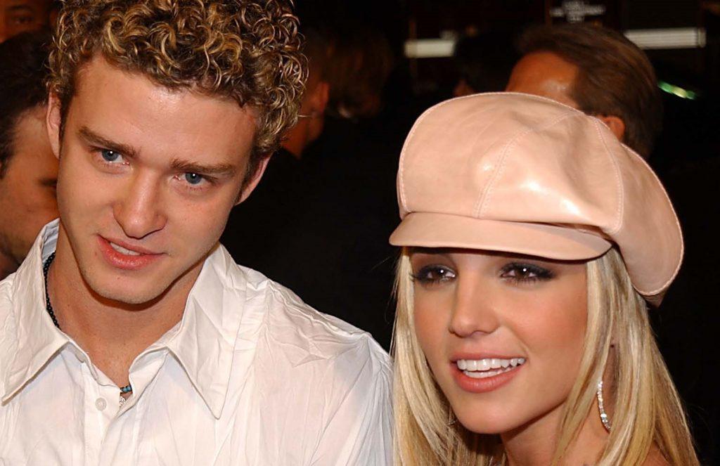 Justin Timberlake y Britney Spears